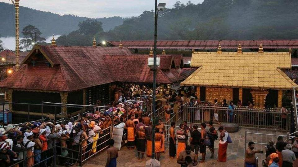 Two-month long annual Sabarimala pilgrimage season to be held mid-November with Covid-19 protocol in place