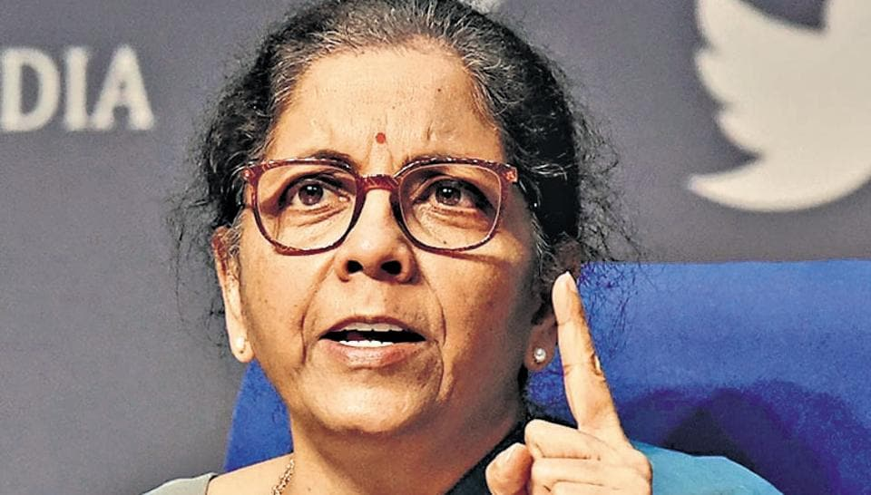 In an interview to this newspaper, finance minister Nirmala Sitharaman refused to speculate on the annual performance of the economy while noting that the fall in the first quarter's GDP was quite substantial