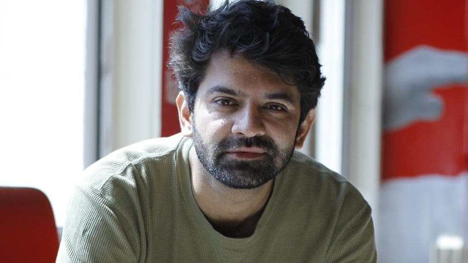 "Barun Sobti feels, ""The more you think about Covid-19, the worse it will affect you mentally."" (Photo by Waseem Gashroo/Hindustan Times)"