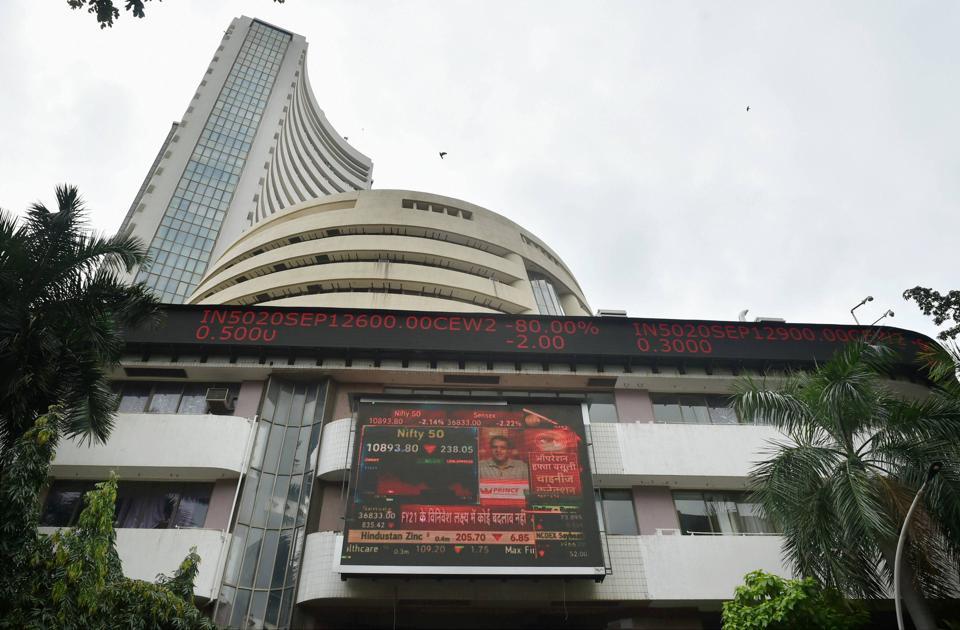 BSE building in Mumbai  (PTI Photo/Mitesh Bhuvad)