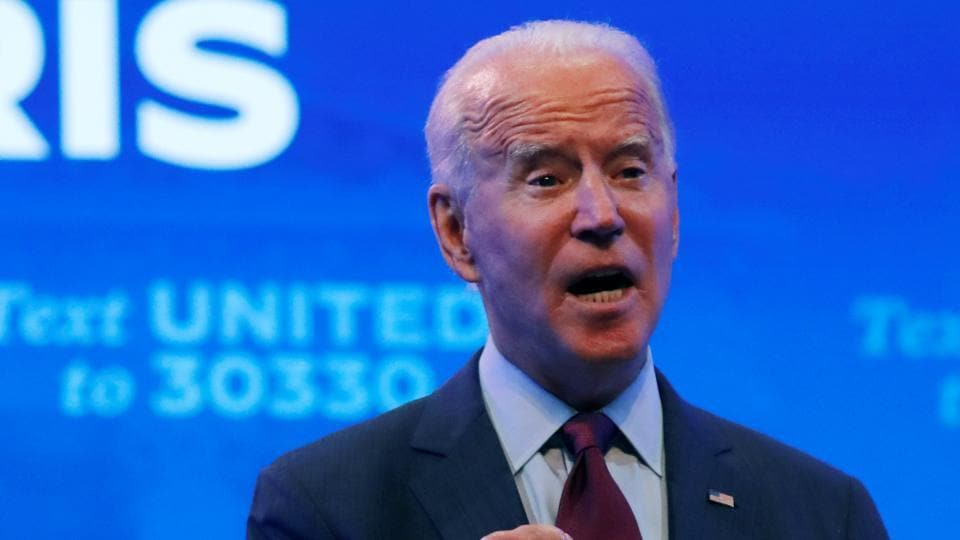 Joe Biden set to carve own brand of tough-on-China policy if elected