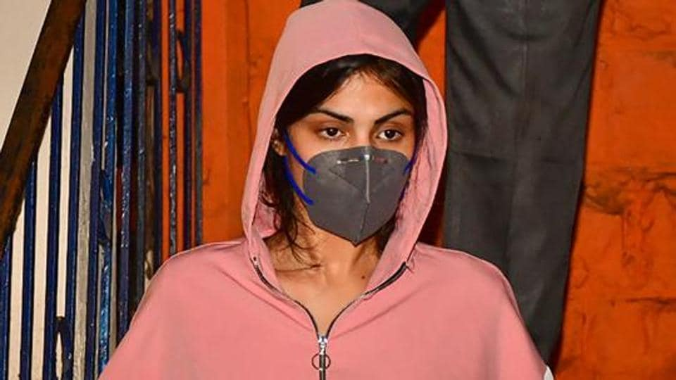 Bombay high court to hear Rhea Chakraborty's bail plea today; NCB opposes saying she is 'prominent member of drug syndicate' – india news