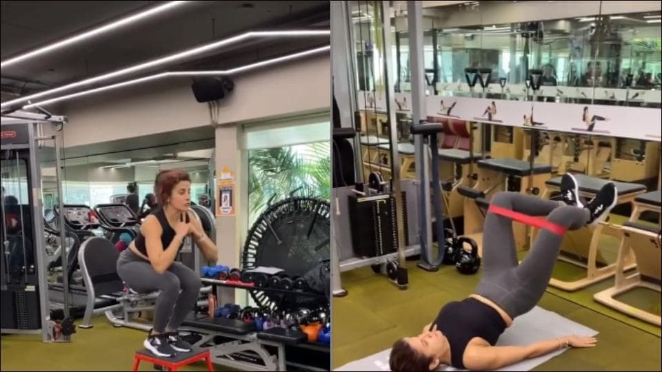 Check out these 4 exercises by Yasmin Karachiwala to strengthen your legs