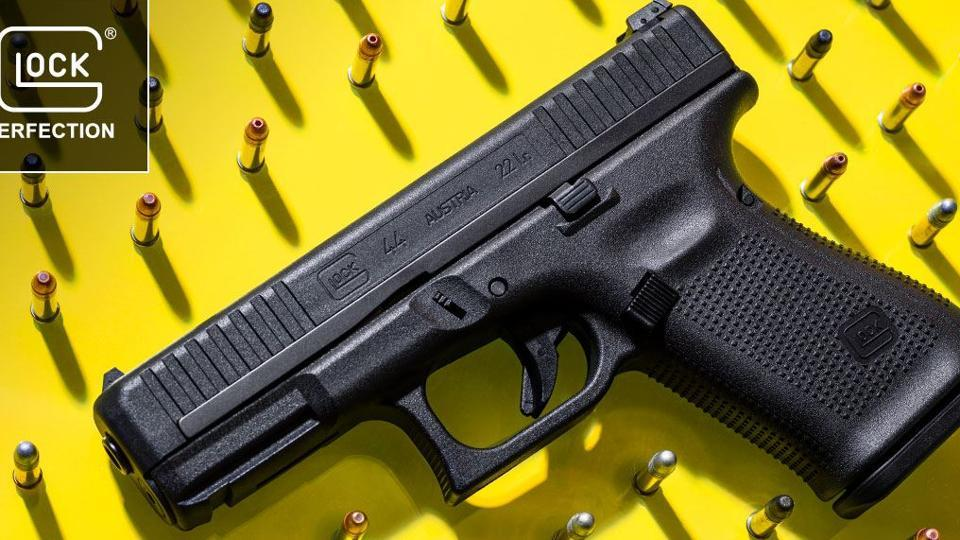 The Glock is sold to citizens in many countries, including the USA.