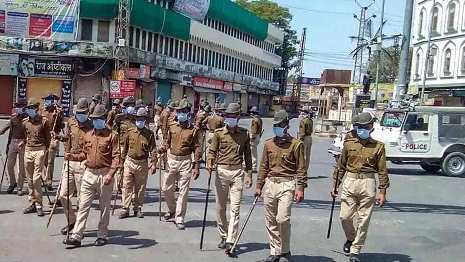 Hundreds of tribal youths resorted to violence last week, blocking Udaipur-Ahmedabad national highway, pelting police with stones, damaging property and torching vehicles with the demand for recruitment to vacant posts of teachers in the Tribal Sub-Plan (TSP) area. (PTI)