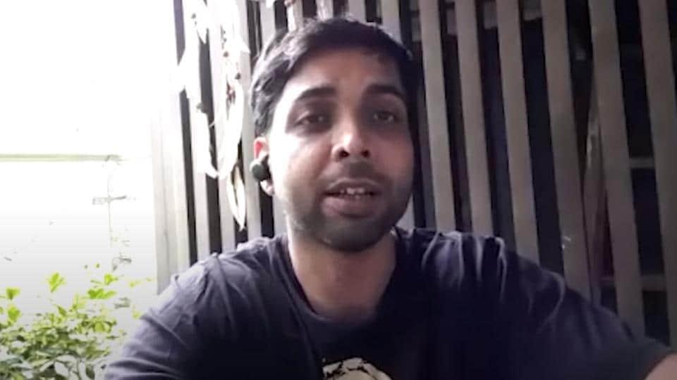 Abhishek Banerjee plays a male nurse in PariWar.