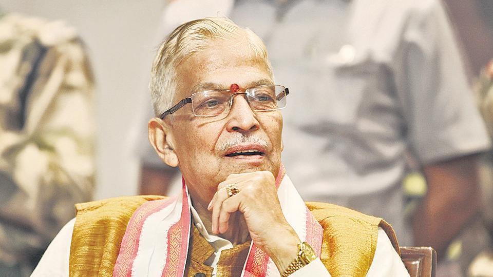Senior BJP leader Murli Manohar Joshi.
