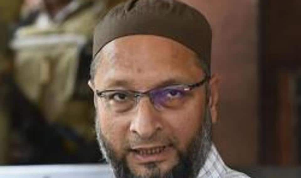 AIMIM MP from Hyderabad Asaduddin Owaisi's party has decided to contest UPbypolls to be held on November 3.