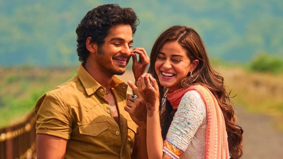 Ananya Panday and Ishaan Khatter will be seen together in Khaali Peeli.
