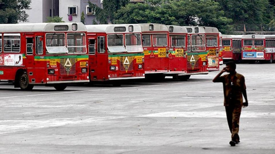 BEST has a fleet of 3,400 buses that operate in Mumbai.