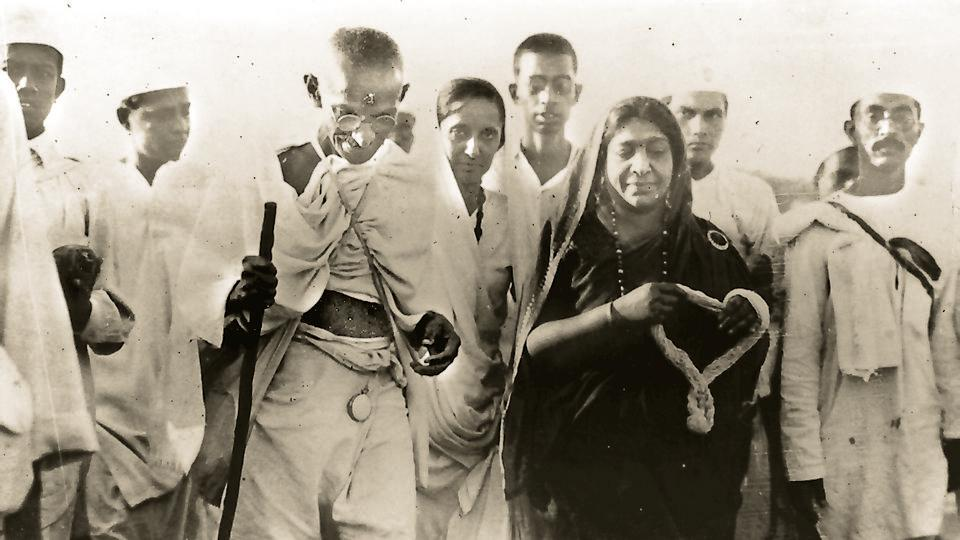 The Mahatma's life was his message