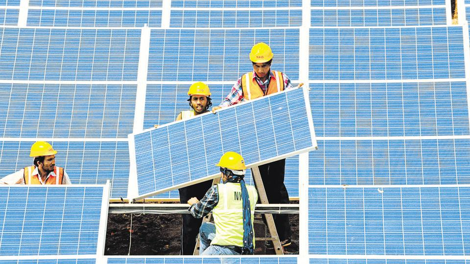 India has drawn up a progressive road map to lessen its dependence on coal and liquid hydrocarbon and build more renewable capacity instead