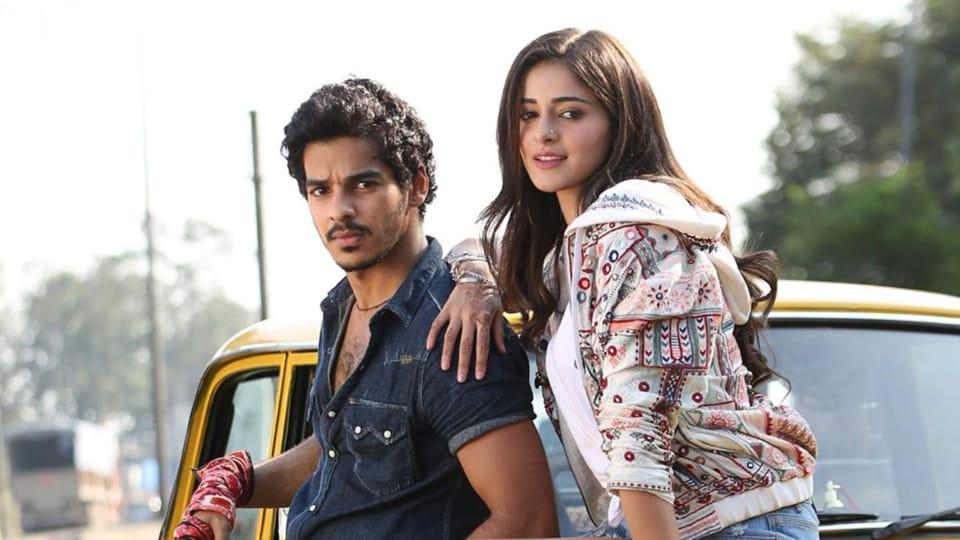 Khaali Peeli movie review: Ishaan Khatter, Ananya Panday take you back to Bollywood's mindless masala years – bollywood