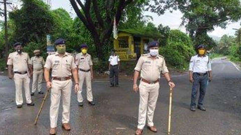 The man was enraged that his daughter was in a relationship without his consent, said police. (Photo@DGP_Goa)