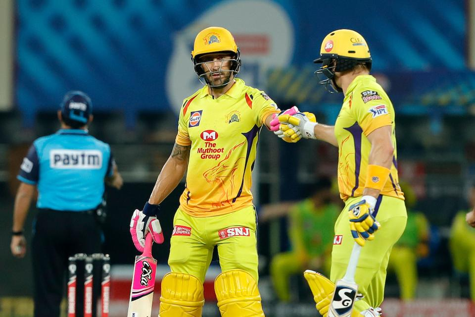 KXIP vs CSK Highlights, IPL 2020 Match Today: Shane Watson, Faf du Plessis  fifties hand 10-wicket win to Chennai Super Kings - cricket - Hindustan  Times
