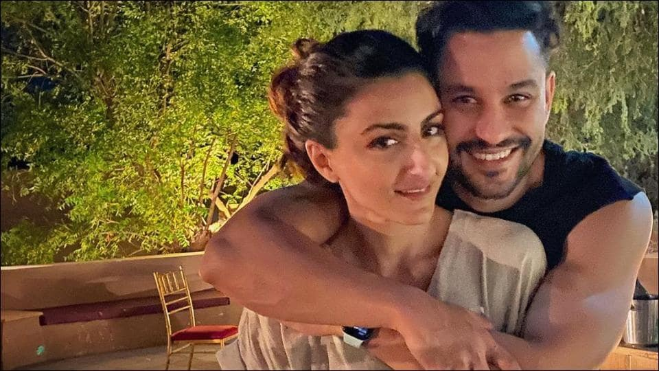Soha Ali Khan-Kunal Kemmu's romantic chemistry sets the Internet on fire
