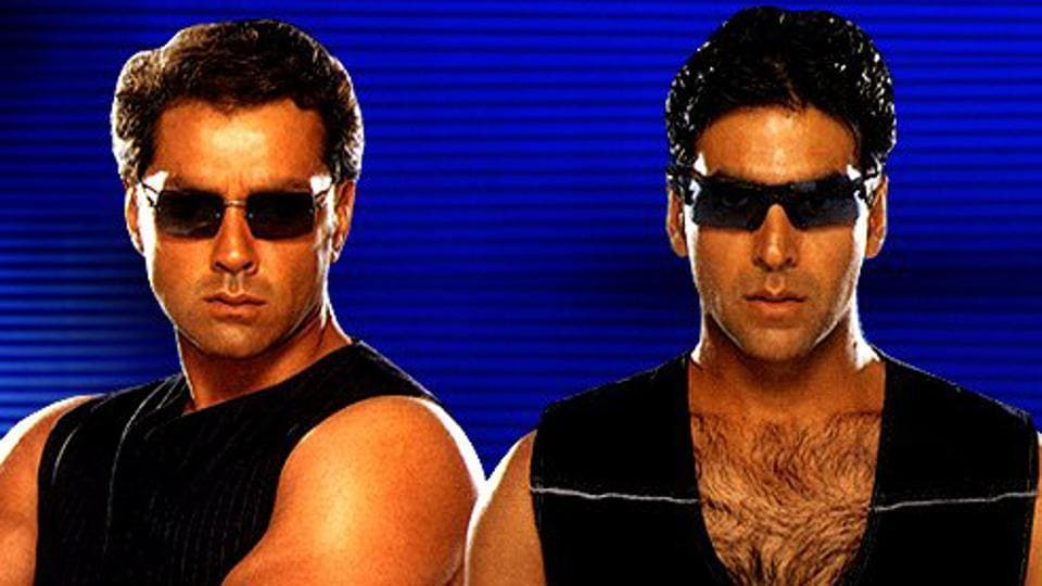 Bobby Deol and Akshay Kumar worked together again in Housefull 4.