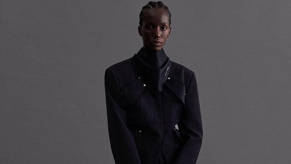 For a 34-year-old, Williams has quite a resume -- after having designed for Kanye West and Lady Gaga and founding the influential urban fashion house 1017 ALYX 9SM.