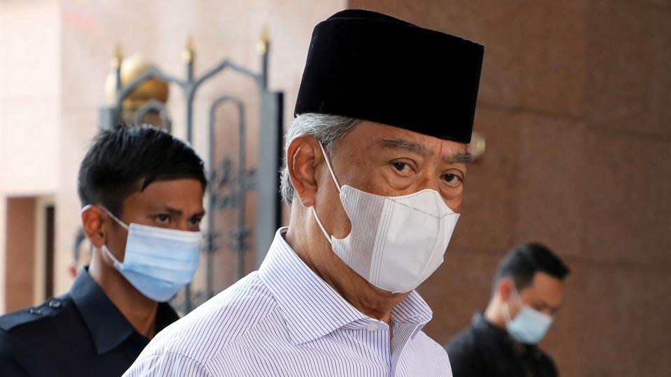 Malaysia PM quarantines as minister tests positive for coronavirus