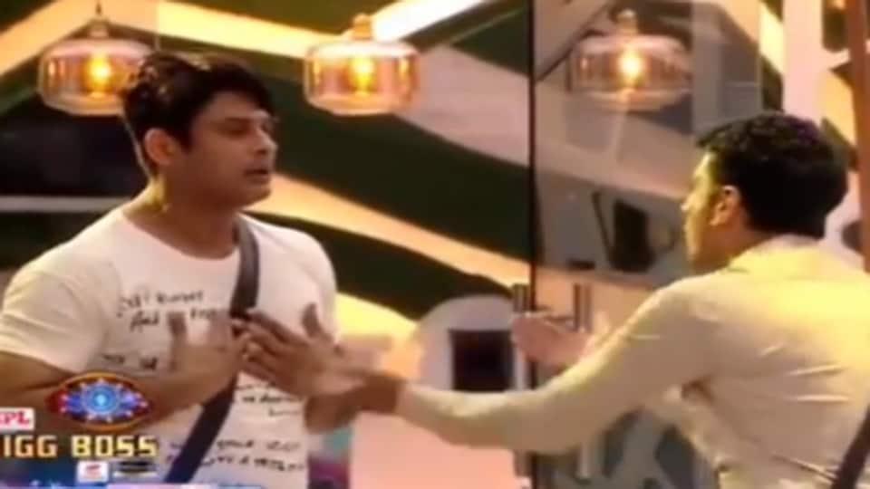 Sidharth Shukla and Eijaz Khan will be seen having a huge showdown in Bigg Boss 14.