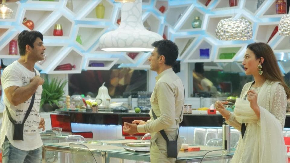 Bigg Boss 14 October 6 Day 3: Eijaz Khan, Sidharth Shukla and Gauahar Khan tower over the episode.