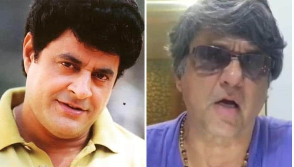 Gajendra Chauhan hit back after Mukesh Khanna's video.