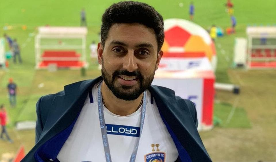 Abhishek Bachchan wants to master three skills and gain the ability to eat without putting on weight.