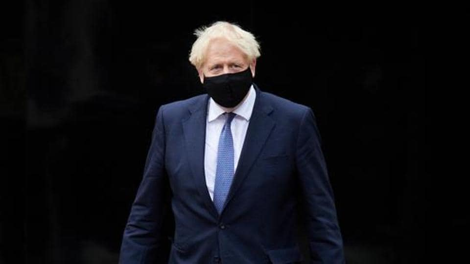 In a speech aimed a rallying his Conservative Party, which has become increasingly critical of its leader, Boris Johnson laid out his vision for Britain, where deep-rooted inequality has been laid bare by the Covid-19 pandemic.