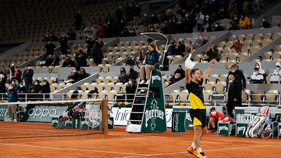 Game, set and match: Newbies in French Open semi-finals