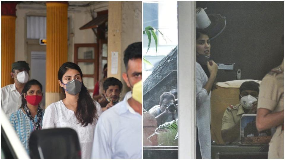 Rhea Chakraborty was granted bail on Wednesday.