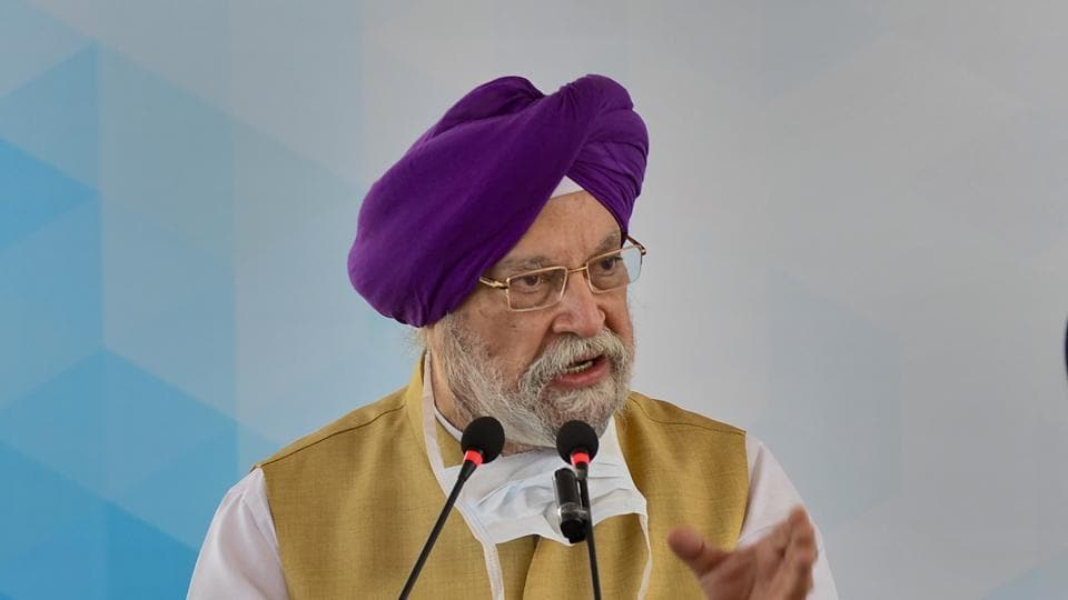 Foreign airlines' flights will not be allowed at expense of Indian airlines: Hardeep Singh Puri - Hindustan Times