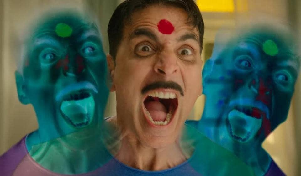Laxmmi Bomb trailer inspires hilarious memes, Akshay Kumar reminds Twitter of girls at pani puri st... - Hindustan Times