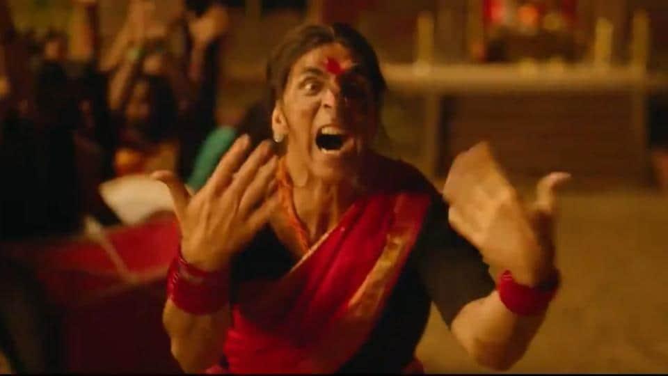 Laxmmi Bomb trailer: Akshay Kumar plays a transgender person in this horror comedy that also stars Kiara Advan