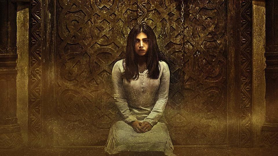 Bhumi Pednekar's horror film has shared its first look.