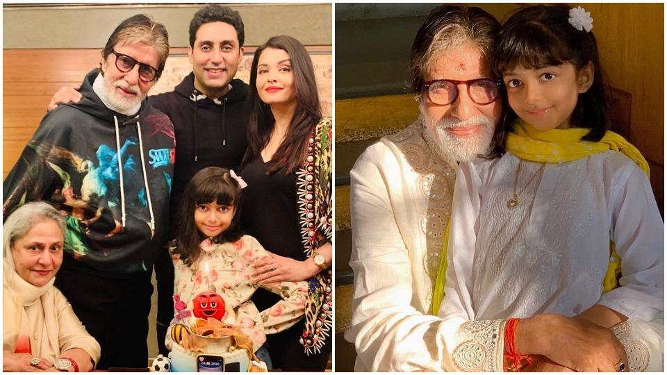 Happy birthday Amitabh Bachchan: The actor turns on 78 Sunday.