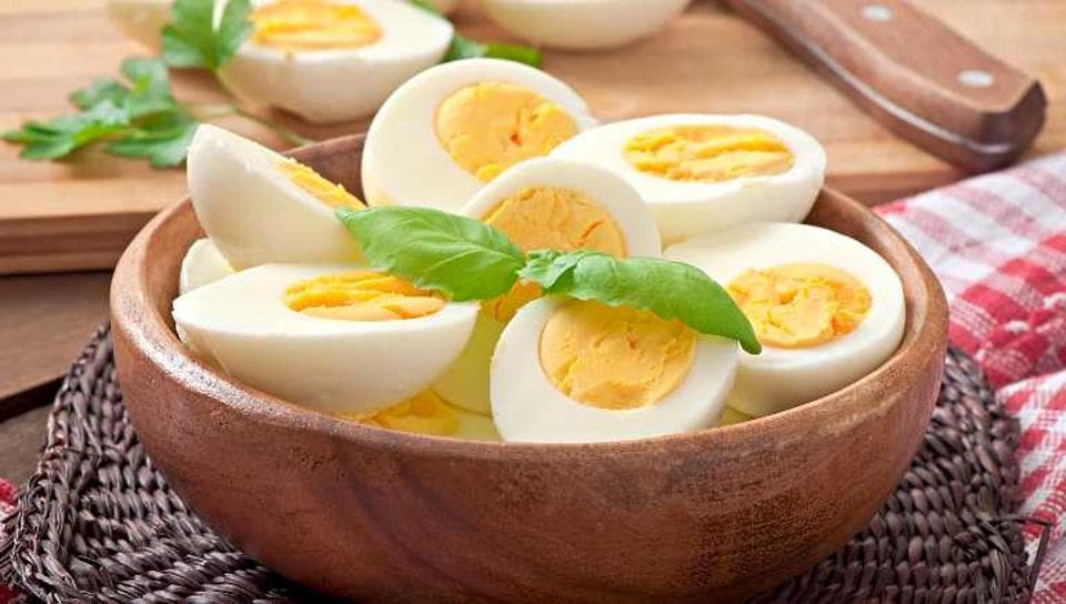 Eggs are pretty much the perfect food!