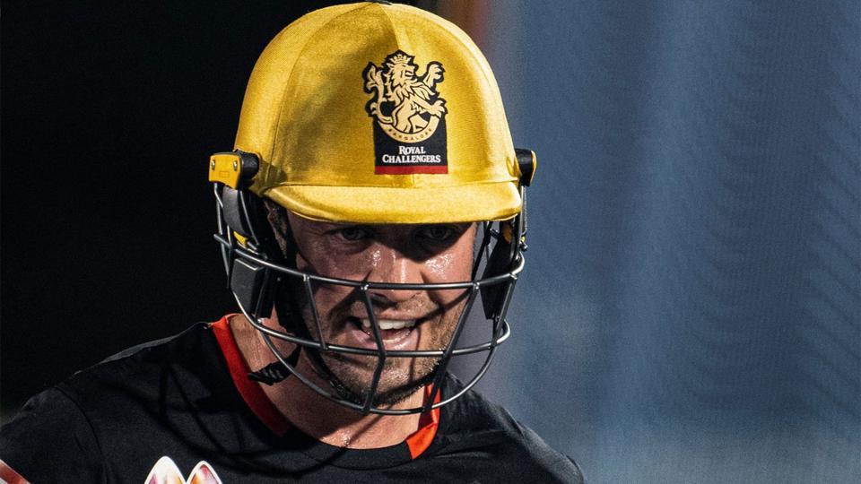 IPL 2020: AB de VIlliers has hit two half-centuries for Royal Challengers Bangalore this IPL season.