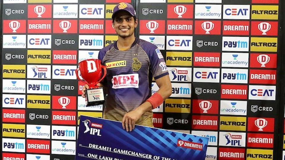 IPL 2020: Shubman Gill has been terrific for Kolkata Knight Riders this season.