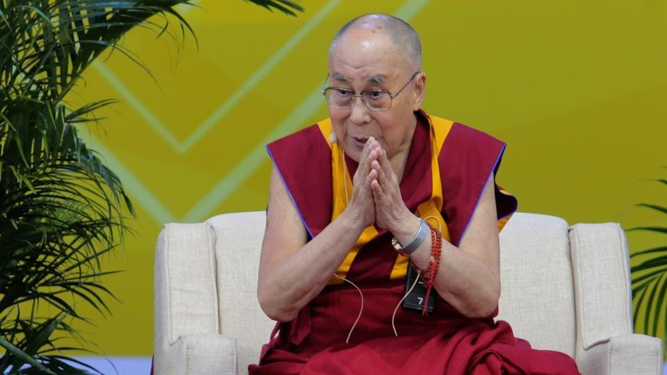 Dalai Lama said these days, we are faced with the coronavirus pandemic, which is very sad.