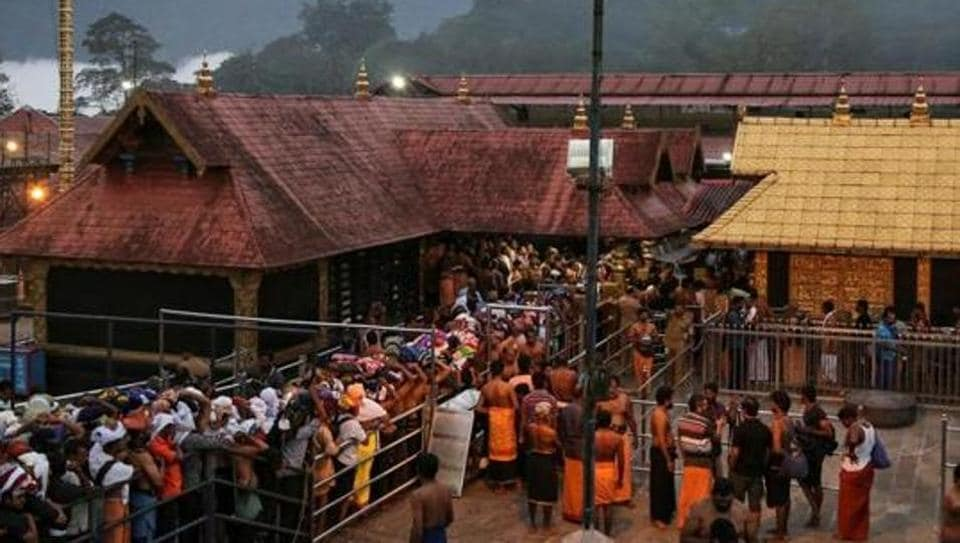 The Sabarimala Temple was closed for devotees on March 18, a week before the first lockdown was put in place.