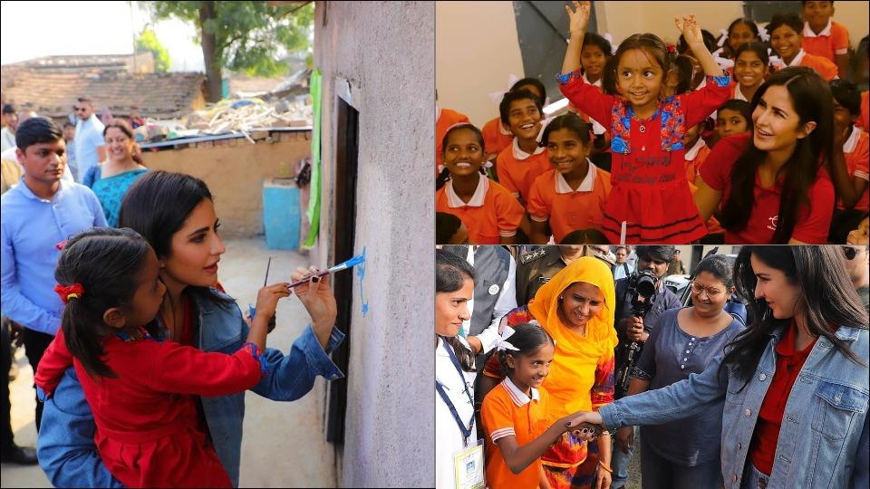 Katrina Kaif advocates for gender equality on International Day of The Girl Child