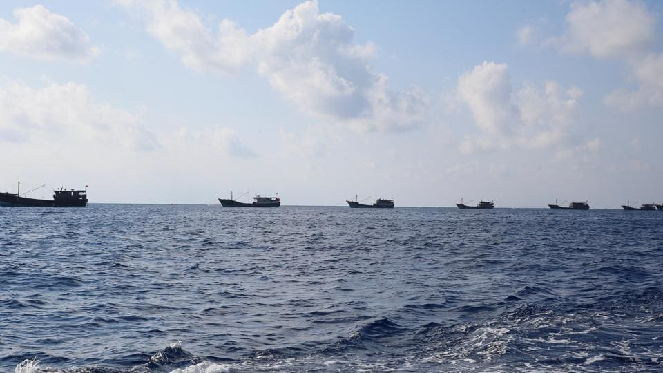 Malaysia detains 60 Chinese citizens for trespassing into territorial waters  - world news - Hindustan Times