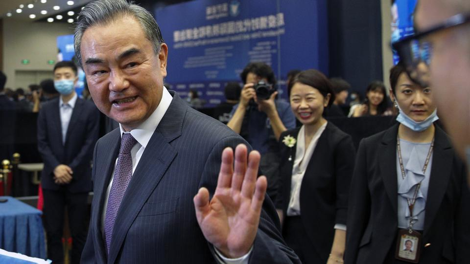 Chinese Foreign Minister Wang Yi said Indonesia can produce vaccines for the southeast Asian region.