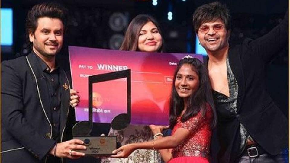 Sa Re Ga Ma Pa Li'l Champs 2020 winner is Kerala's Aryananda Babu.