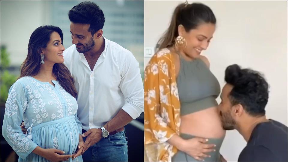 Parents-to-be Anita Hassanandani and Rohit Reddy answer pregnancy questions