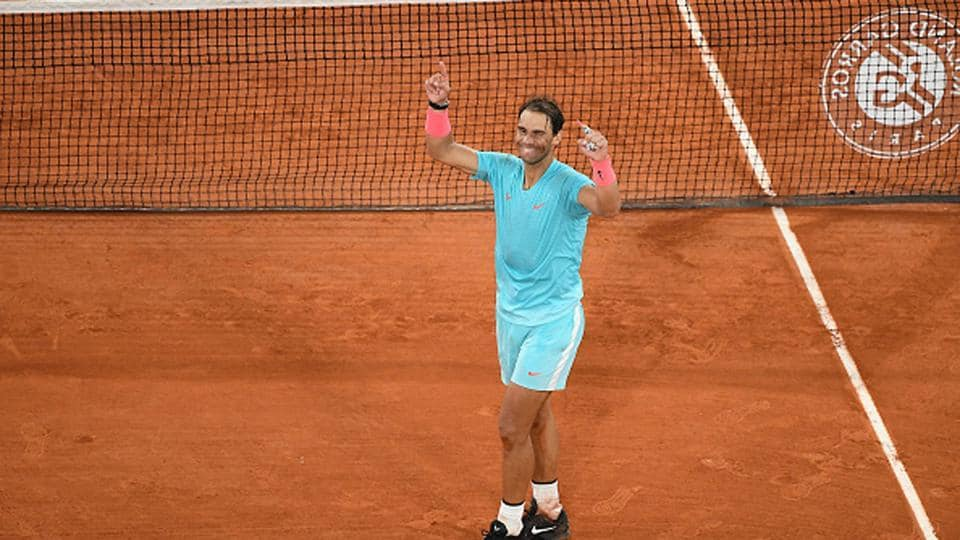 Is there a winning streak greater in tennis than Rafael Nadal's at French Open?