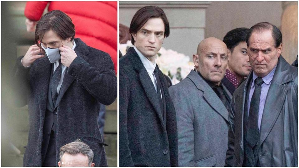 The Batman: Robert Pattinson Spotted On Sets After Covid ...