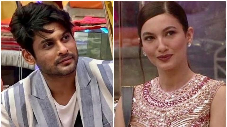 Sidharth Shukla tells Gauahar Khan that he'll fall in love with her as she serves him tea on Bigg Boss... - Hindustan Times