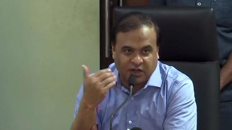 Assam Health Minister Himanta Biswa Sarma  said the Covid-19 curve in the state is flattening.