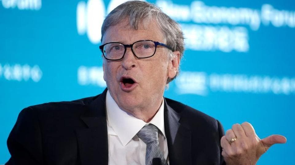 'Normalcy only when second generation of Covid-19 vaccine is out': Bill Gates - Hindustan Times